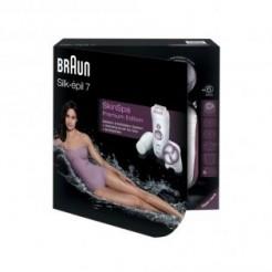 Braun Silk épil 7 - 7-979 Skin Spa - Epilator + Gezichts -Reinigingsborstel