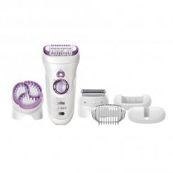 Braun Skin Spa 9 - 961 Beauty - Set - Epilator + reis- haardroger