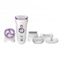 Braun Skin Spa 9 - 961 Beauty - Set - Epilator + reis- haardroger